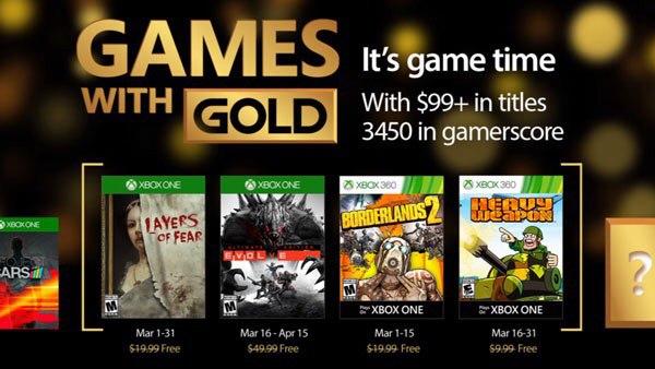 Бесплатные игры Xbox Live Gold и PS Plus в апреле 2017
