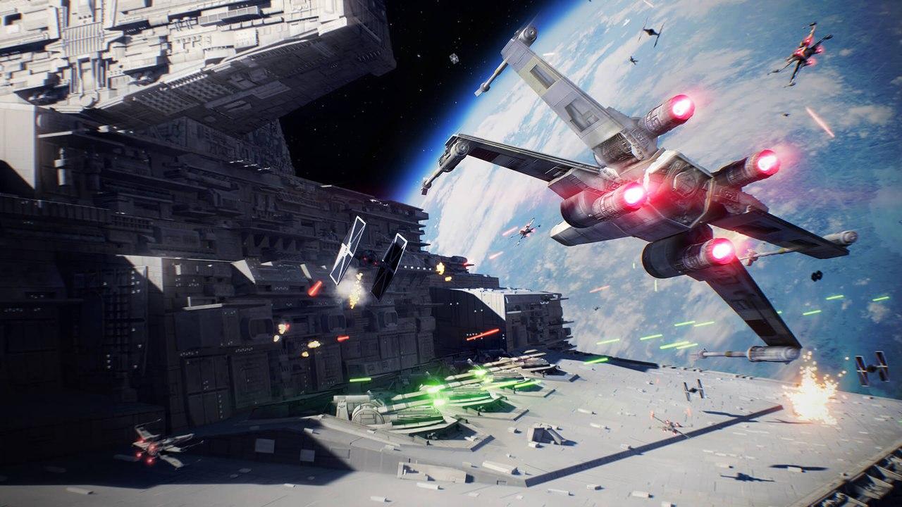 Предзаказ Star Wars Battlefront II: цена и издания