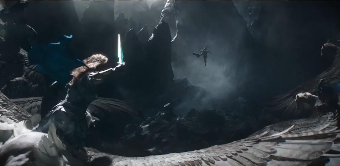 Детальный разбор тизера «Тор 3: Рагнарёк»