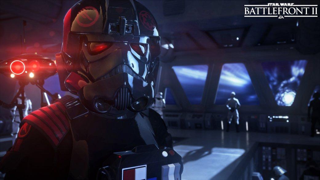 О чем будет сюжет Star Wars: Battlefront II