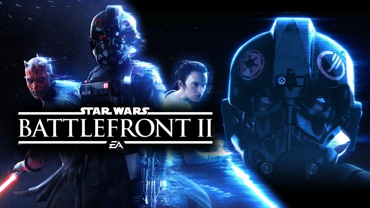 Почему женщина главный герой Star Wars: Battlefront II