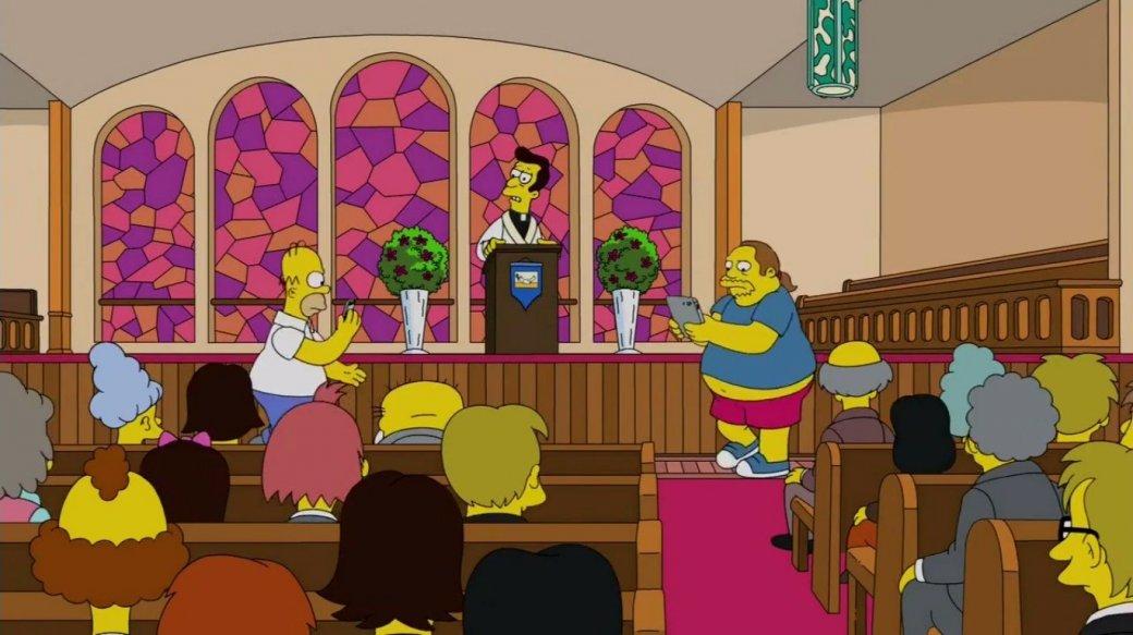 Церковь выступила против «Симпсонов» из-за серии с покемонами