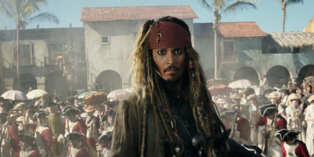 «Пиратам Карибского моря 5» прогнозируют хорошие сборы