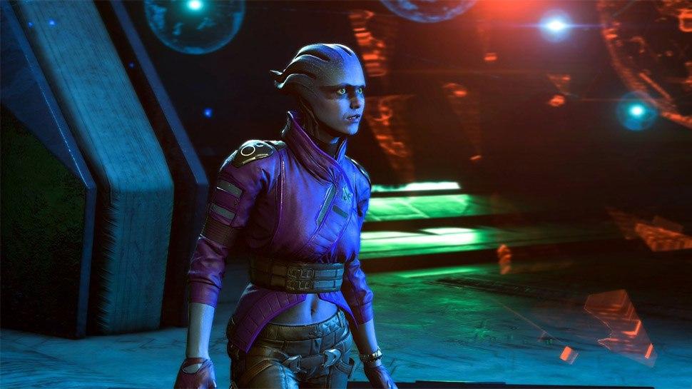 EA объянила причины проблем Mass Effect: Andromeda