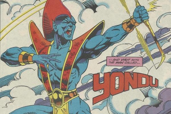 «Стражи Галактики 2»: как было в комиксе - первая команда