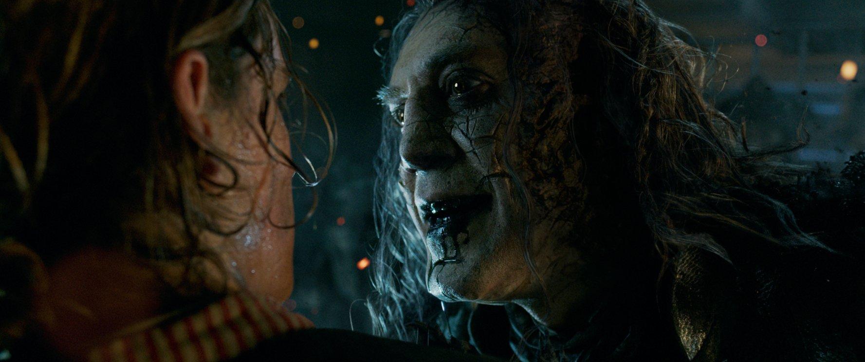 Обзор фильма «Пираты Карибского моря: Мертвецы не рассказывают сказки»