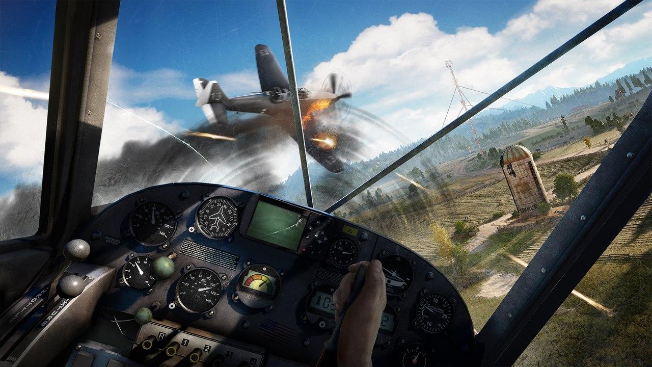 Первые официальные детали Far Cry 5