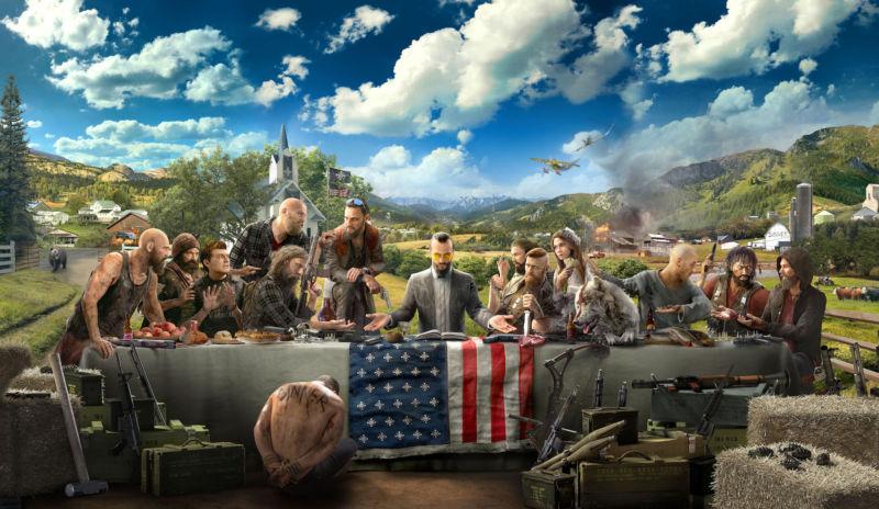 Американские геймеры хотят отменить Far Cry 5 петицией