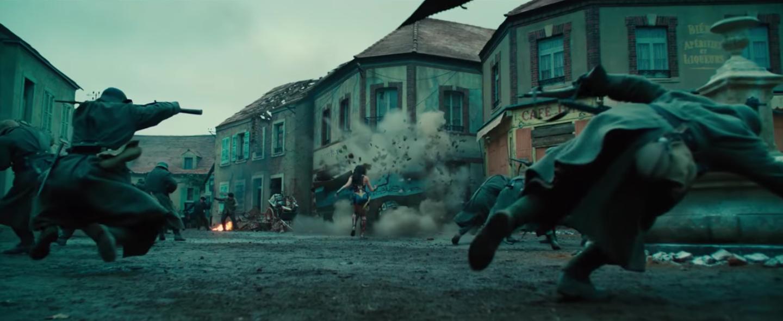 Обзор фильм «Чудо-женщина» - спасительница DC