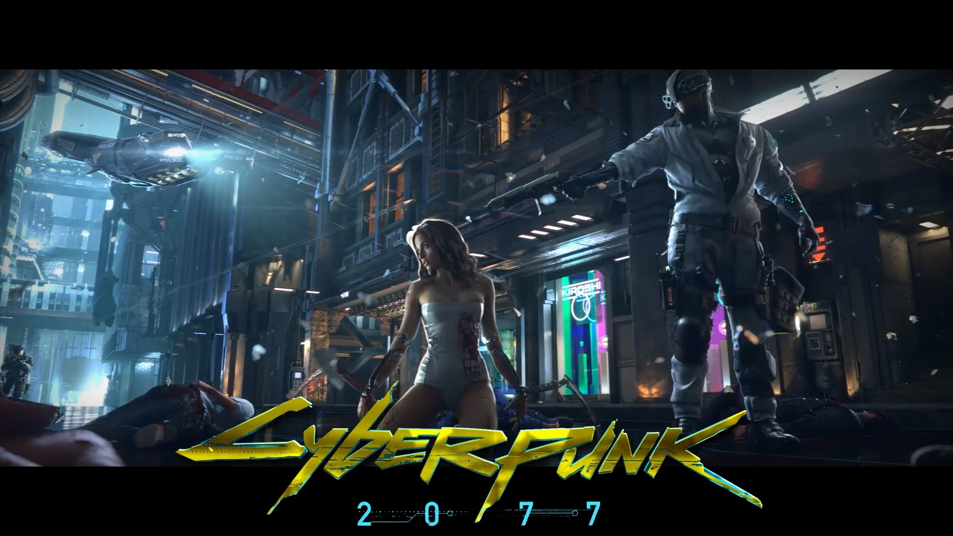 Хакеры украли раннюю версию Cyberpunk 2077