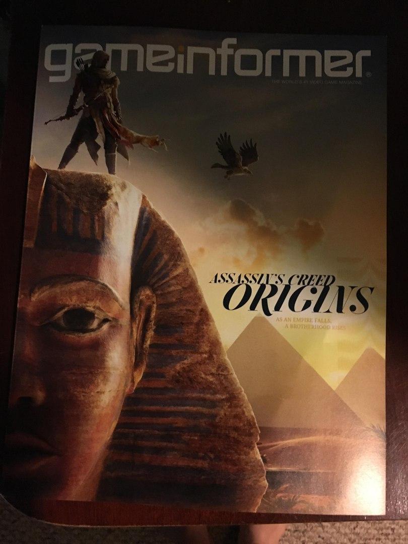 Дата выхода и детали Assassin's Creed Origins