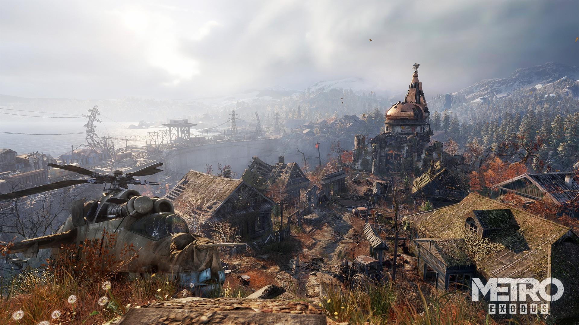 Первые детали «Метро: Исход» (Metro Exodus): сюжет, выбор, геймплей и PS4-версия
