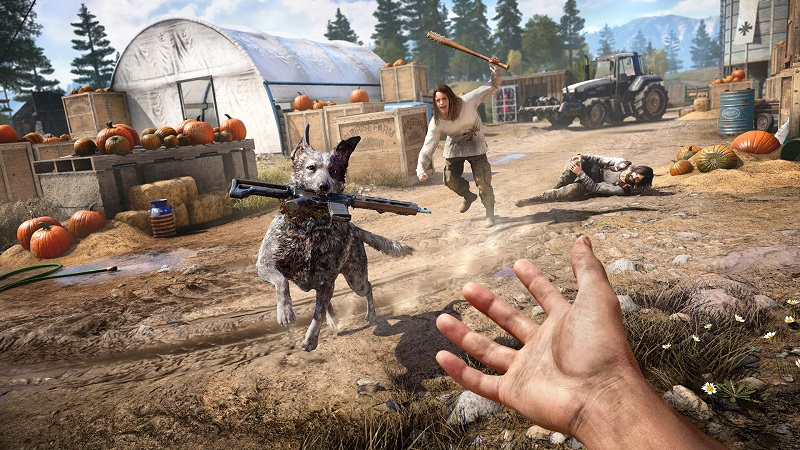 Что войдет в коллекционное издание Far Cry 5 «ПасторИосиф»
