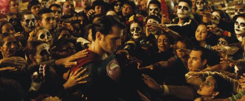 Подтвердилась фанатская теория о связи фильмов киновселенной DC