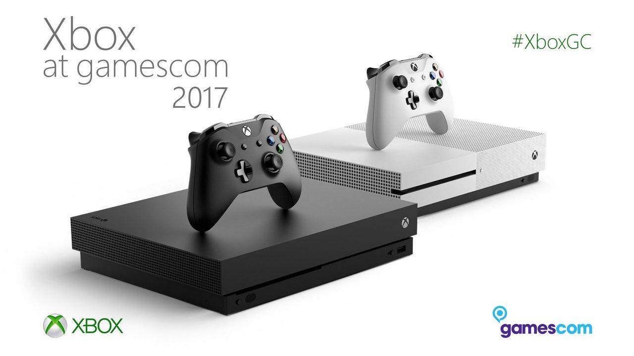 Дата проведения пресс-конференции Microsoft на Gamescom 2017