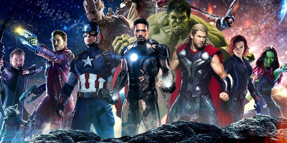 Что показали в трейлере «Мстители: Война бесконечности». Описание