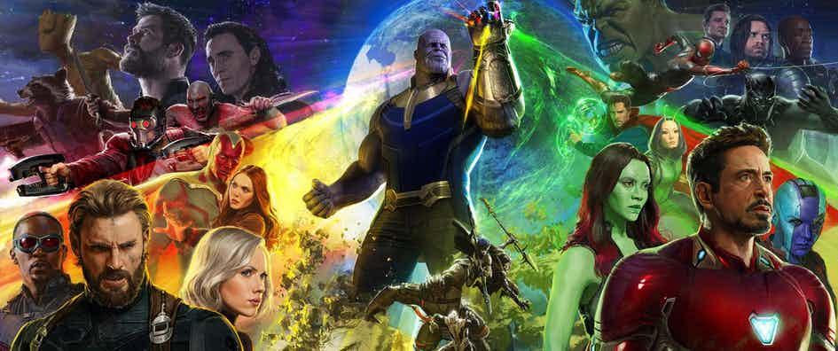 Список персонажей фильма «Мстители: Война бесконечности»