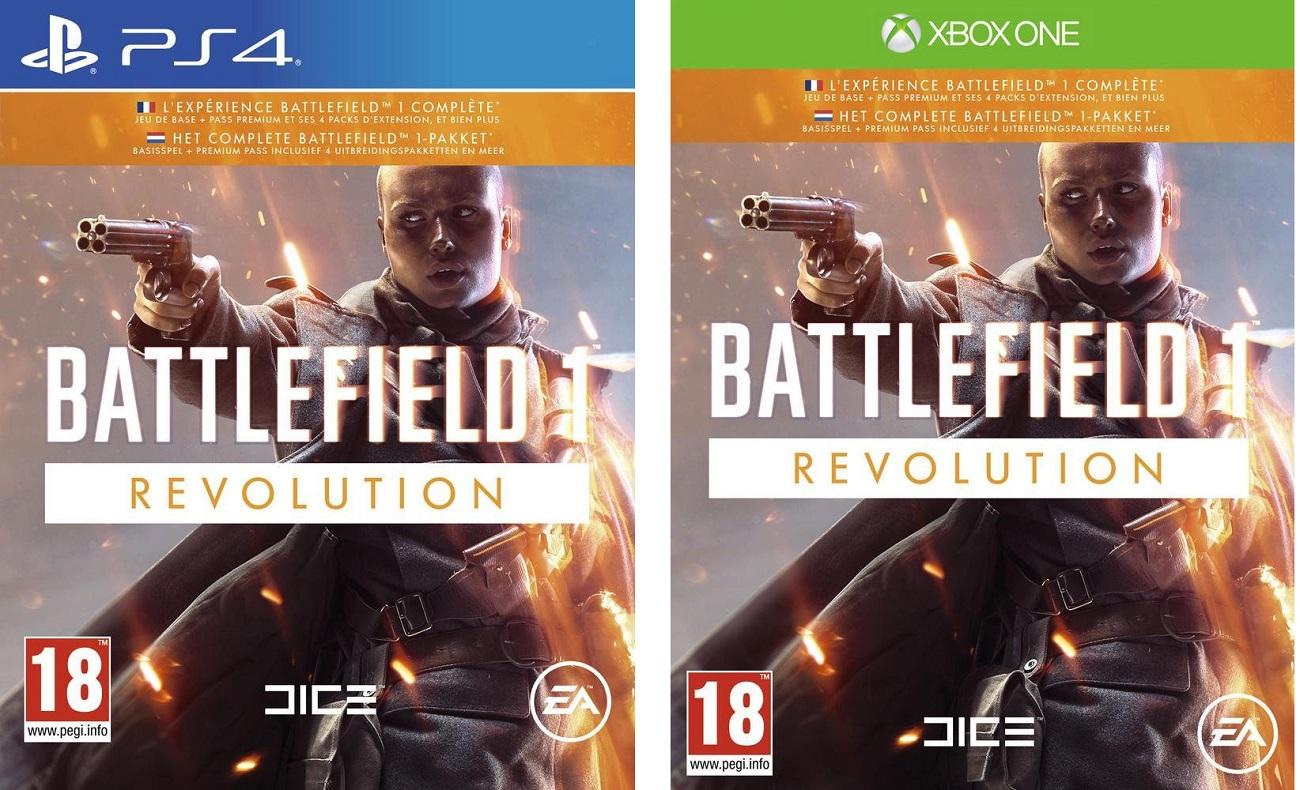 EA готовит полное издание Battlefield 1: Revolution со всеми DLC