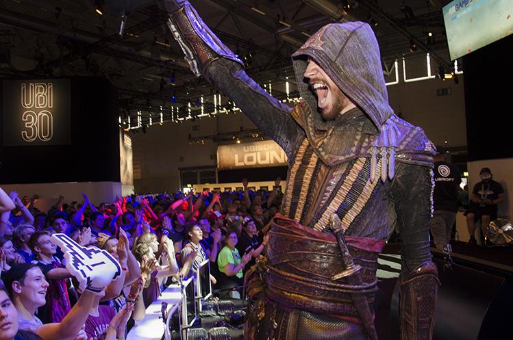 Какие игры Ubisoft привезет на Gamescom?