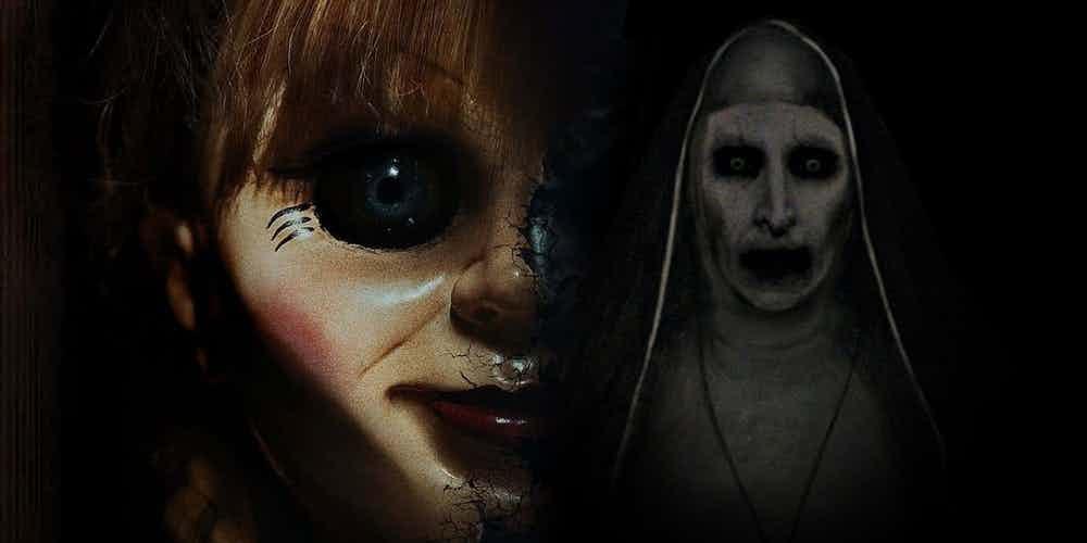 Фильм «Проклятие Аннабель: Зарождение ужаса» - расписание ... | 500x1000