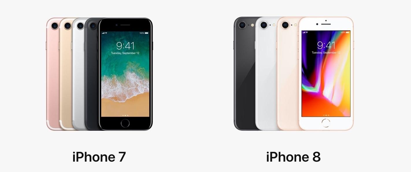 Стоит покупать iPhone 8, если есть iPhone 7? Отличия и схожесть