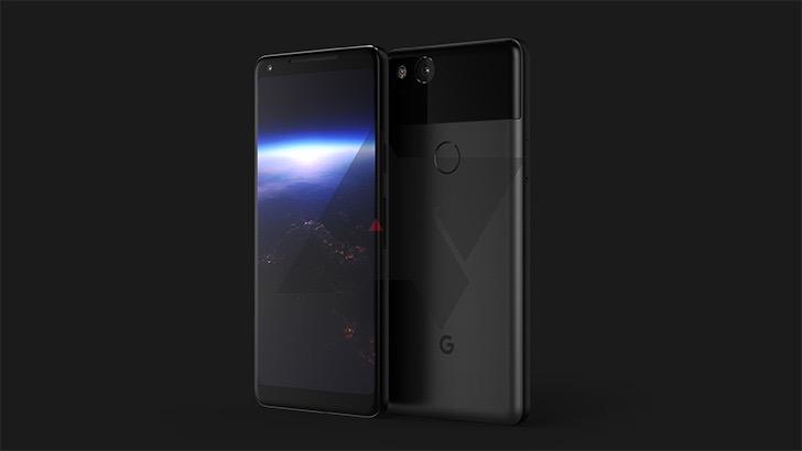 Все что мы знаем о новых Google Pixel 2