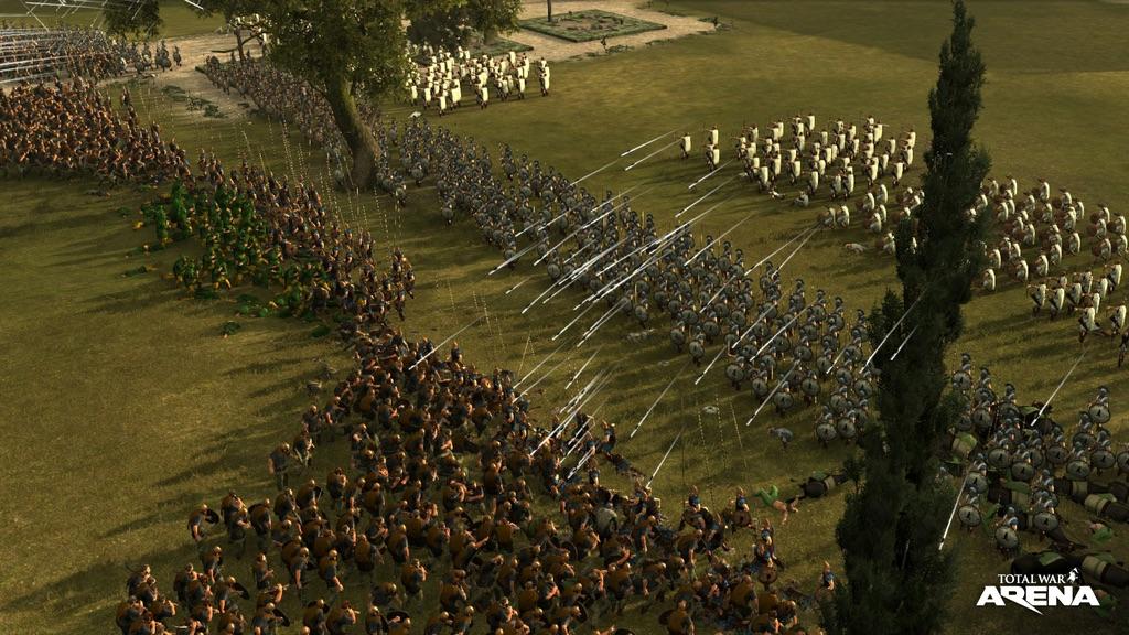 Что такое Total War: Arena. Масштабное детище Creative Assembly и Wargaming