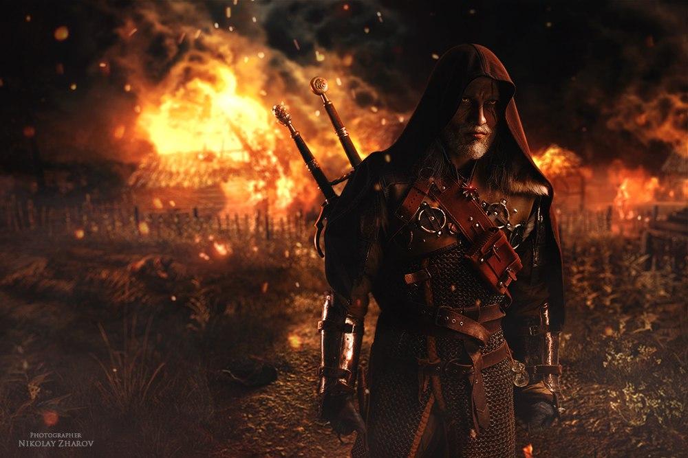 Лучший косплей недели: «Игра престолов», The Witcher и Overwatch