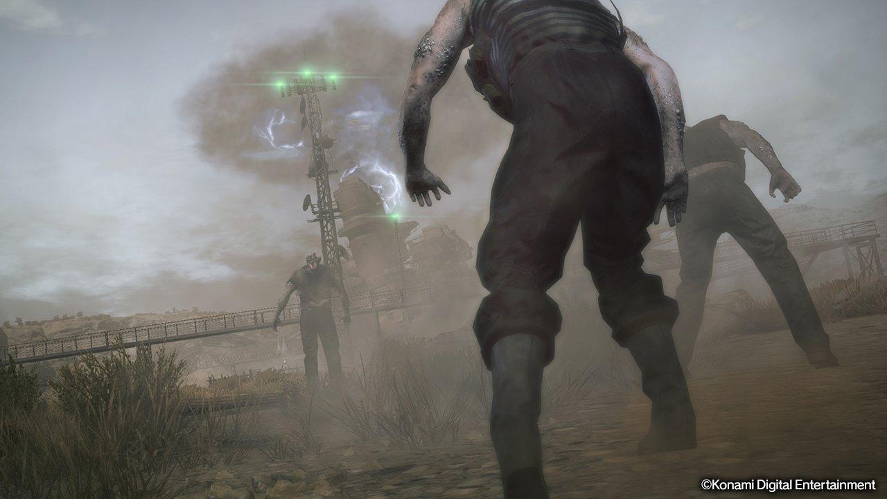 Metal Gear Survive выйдет кконцу зимы 2018-ого