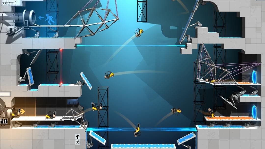 Состоялся анонс Bridge Constructor Portal
