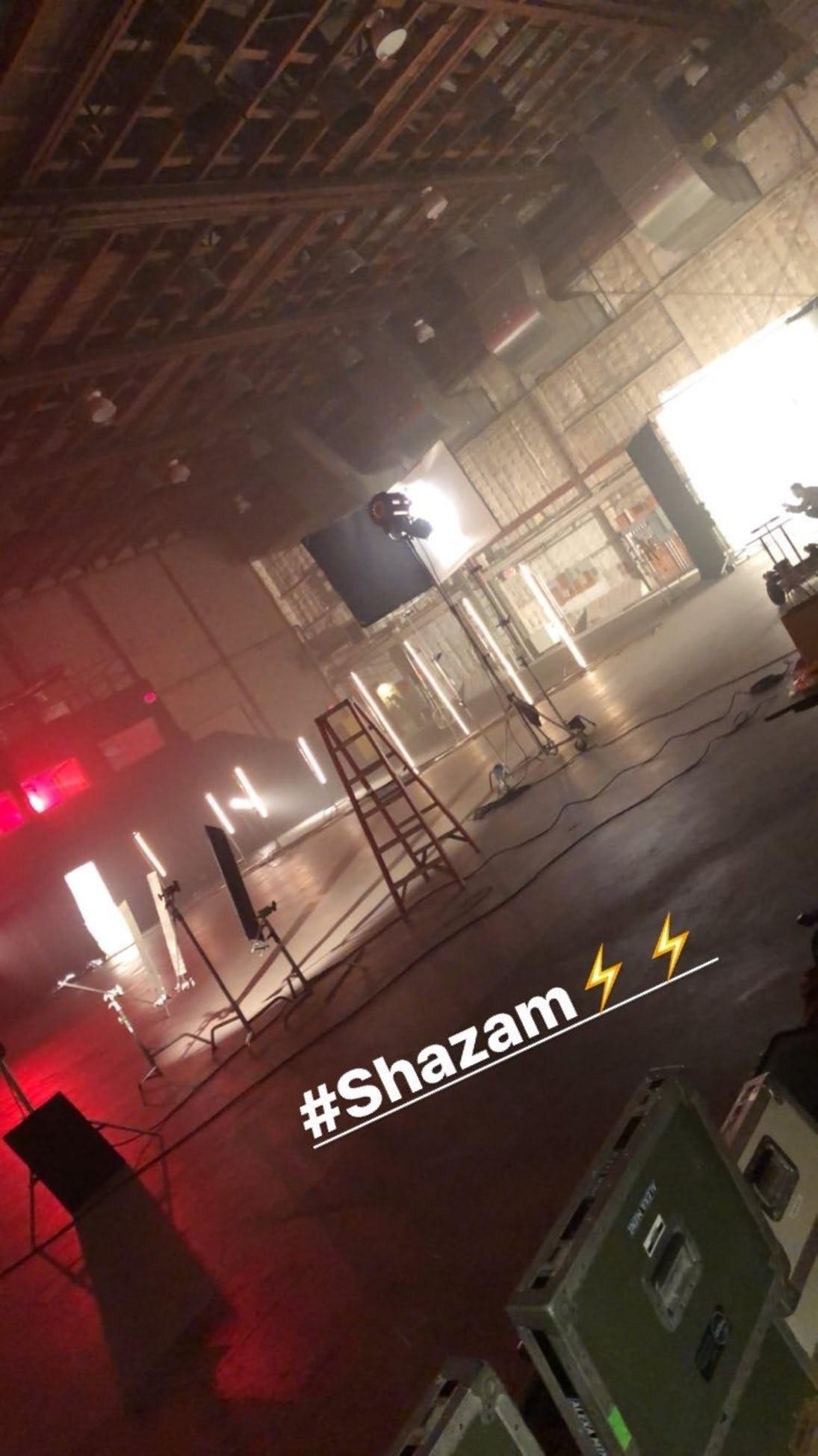 DC Films готовится начать съемки «Шазама!»