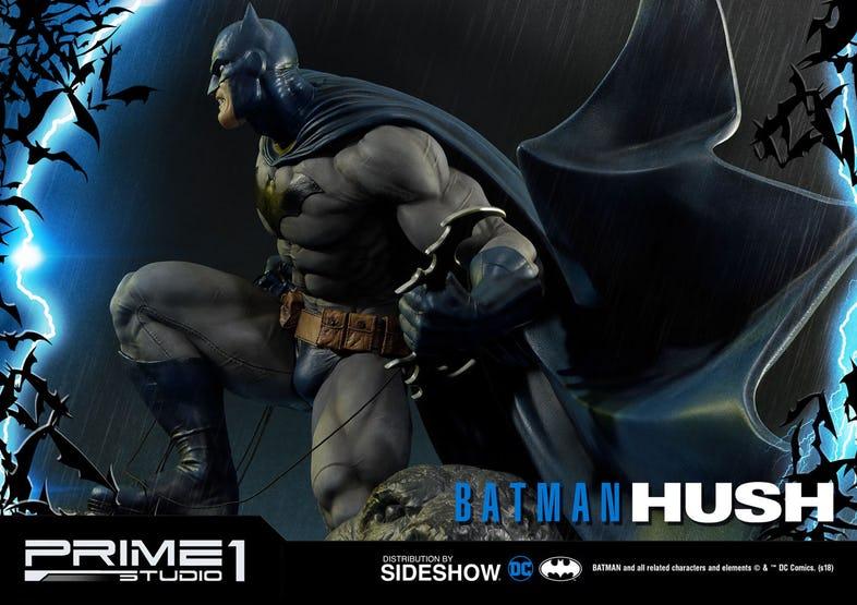 Зацените потрясающую фигурку Бэтмена от легенды комиксов