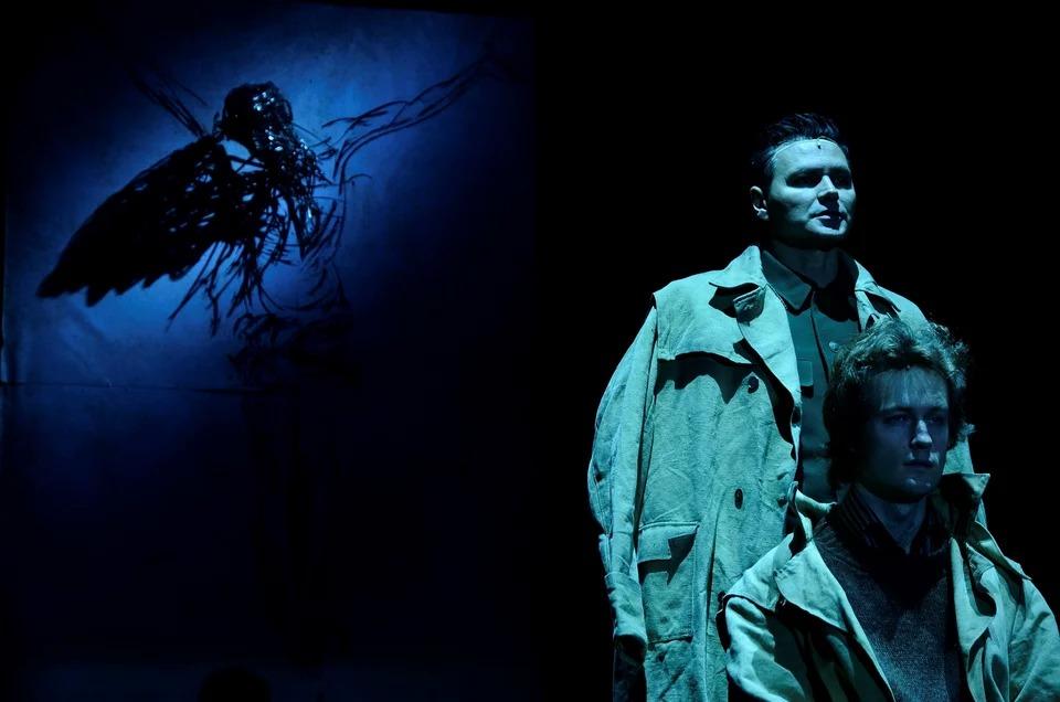 Рецензия на спектакль «Мандельштам». Тараканьи усища власти