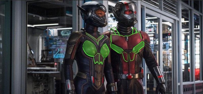 На костюме Осы из «Человека-муравья 2» нашли половой орган