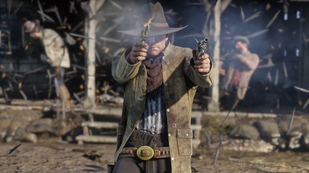Стала известна дата выхода Red Dead Redemption 2
