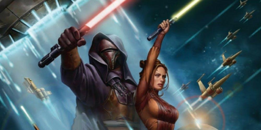 Новости Звездных Войн (Star Wars news): Нам стоит ожидать экранизацию Star Wars: Knight of the Old Republic?
