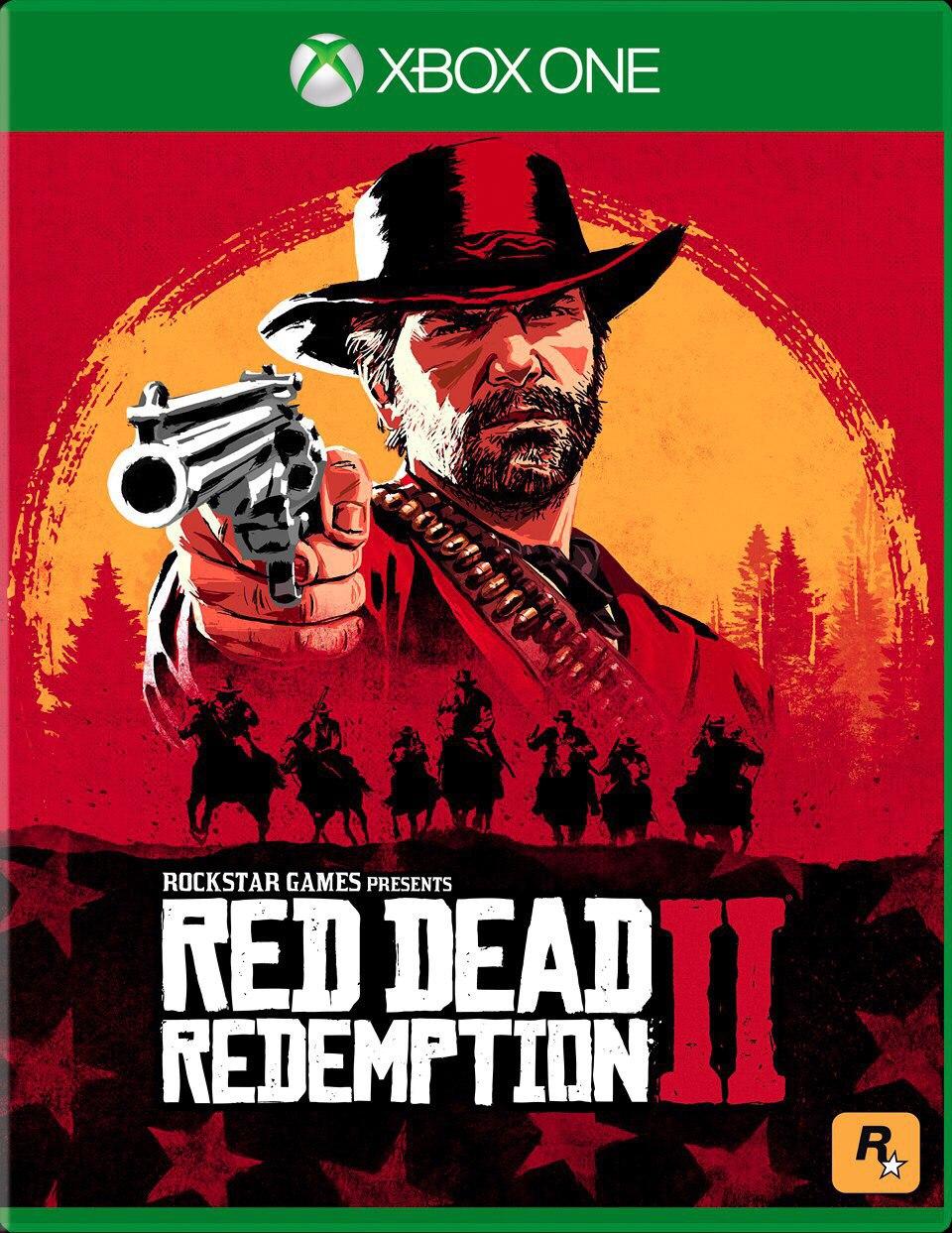 Rockstar обнародовала новый трейлер Red Dead Redemption 2