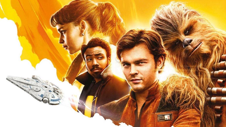 Харрисон Форд прокомментировал киноленту «Хан Соло: Звездные Войны. Истории»