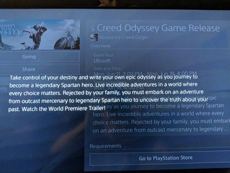 ВAssassin's Creed Odyssey главный герой будет «легендарным героем Спарты»