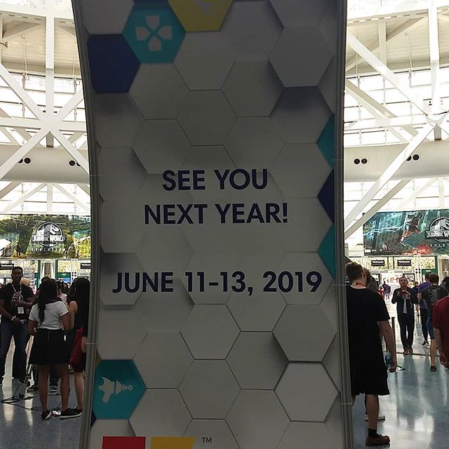 Когда пройдет Е3 2019. Названа дата проведение выставки