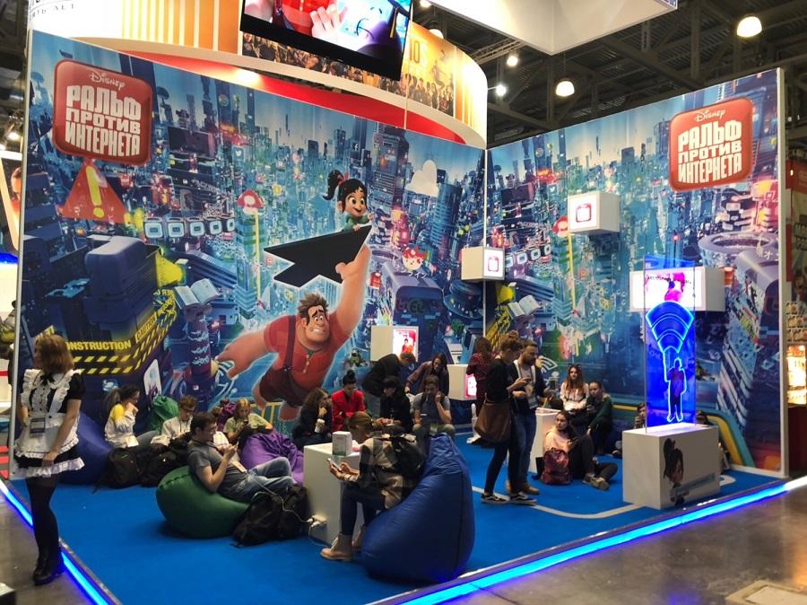 Что интересного на Comic Con Russia 2018