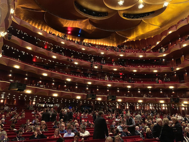 Metropolitan Opera, New York. Всё, что вы хотели знать, но не знали, где спросить