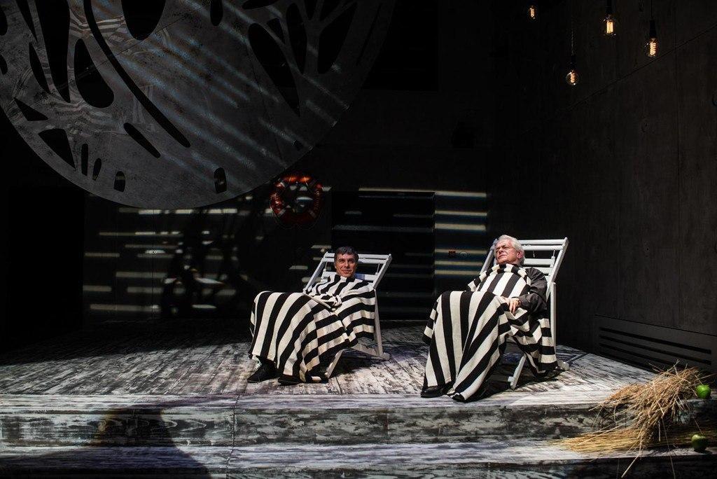 Рецензия на спектакль «Бунин», Электротеатр Станиславский. Любовь по Бунину – самая сильная