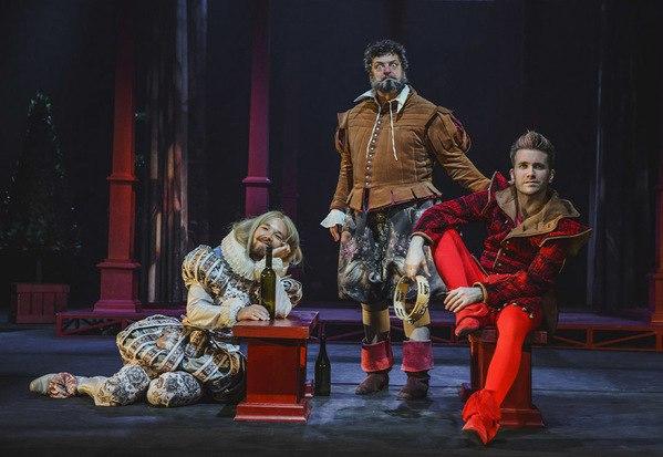 Рецензия на спектакль «Что угодно, или 12 ночь», Новый драматический театр. Забавные любовные перипетии