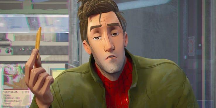 Кто настоящий Питер Паркер в «Человеке-пауке: Через вселенные»