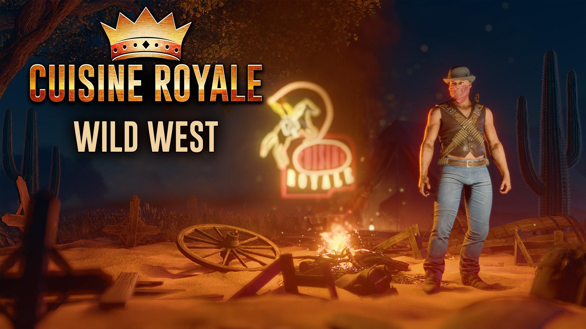 Начался новый сезон в королевской битве Cuisine Royale