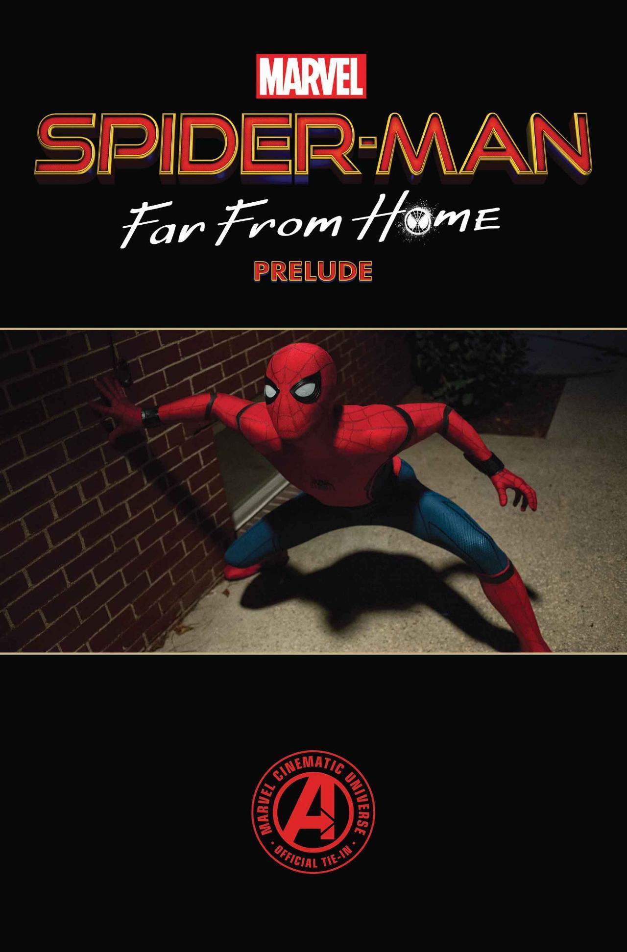 Дата выхода приквела «Человека-паука: Вдали от дома»