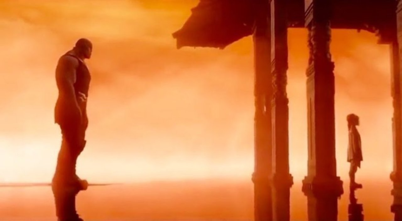 Мира Душ на самом деле не существует в «Мстителях: Финал»