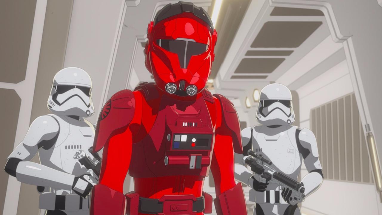 «Звездные войны 9» представят новых штурмовиков