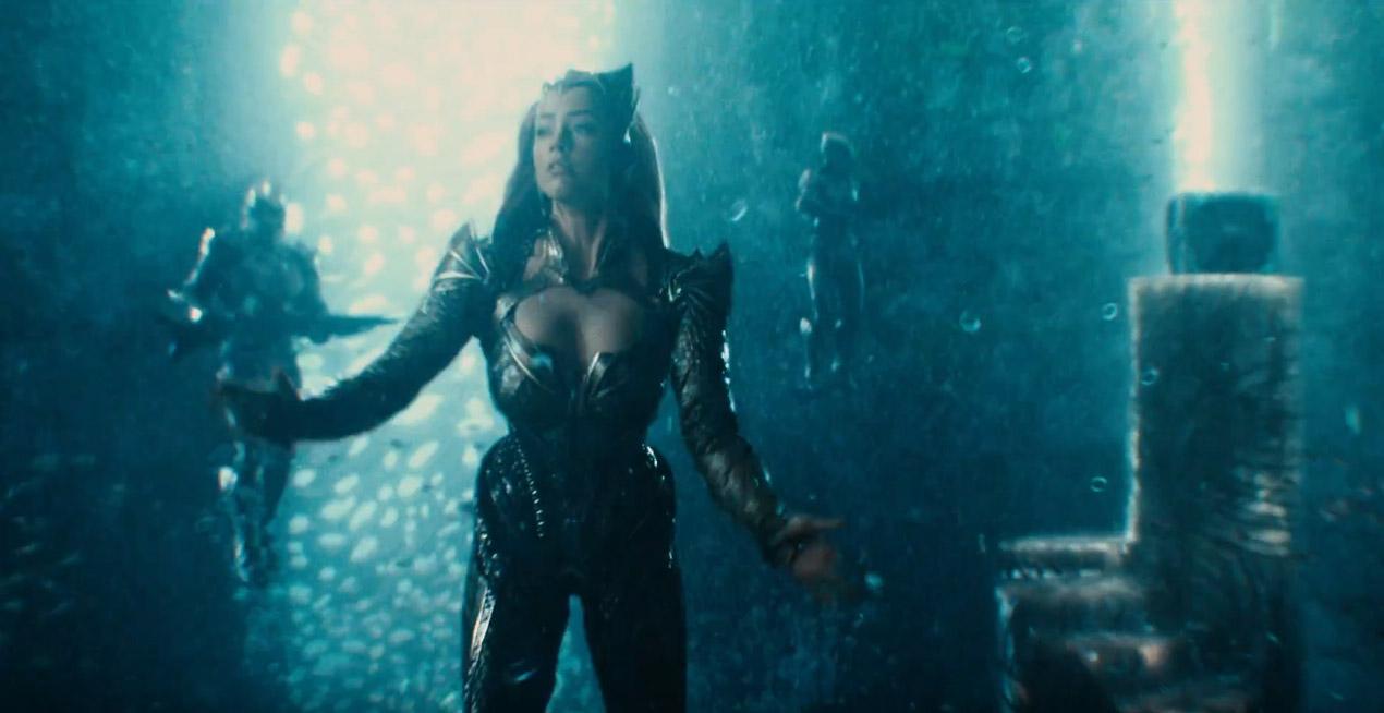 «Аквамен» имеет сюжетную дыру из-за «Лиги справедливости»?